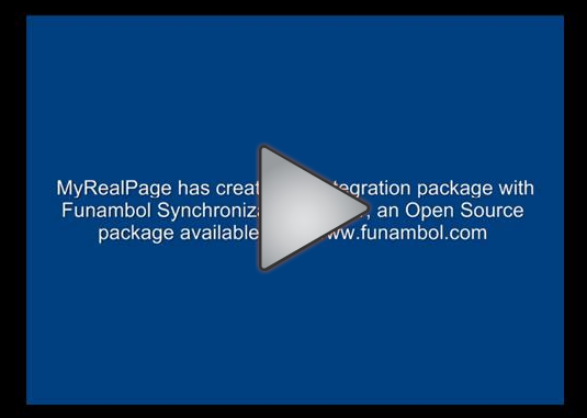 MyRealPage Outlook Contact Synchronization