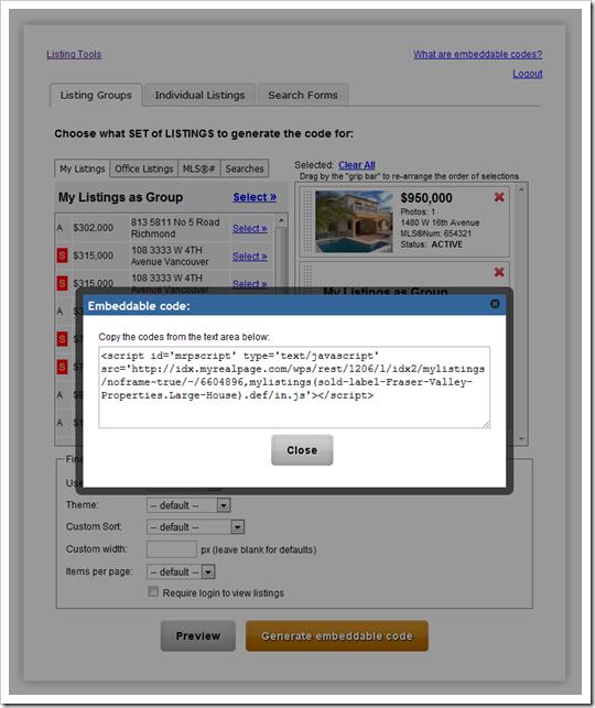 embeddable-listings-code